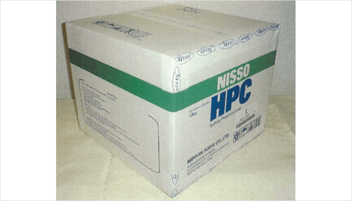 Additives for pharmaceuticals and food, HPC (Hydroxypropyl